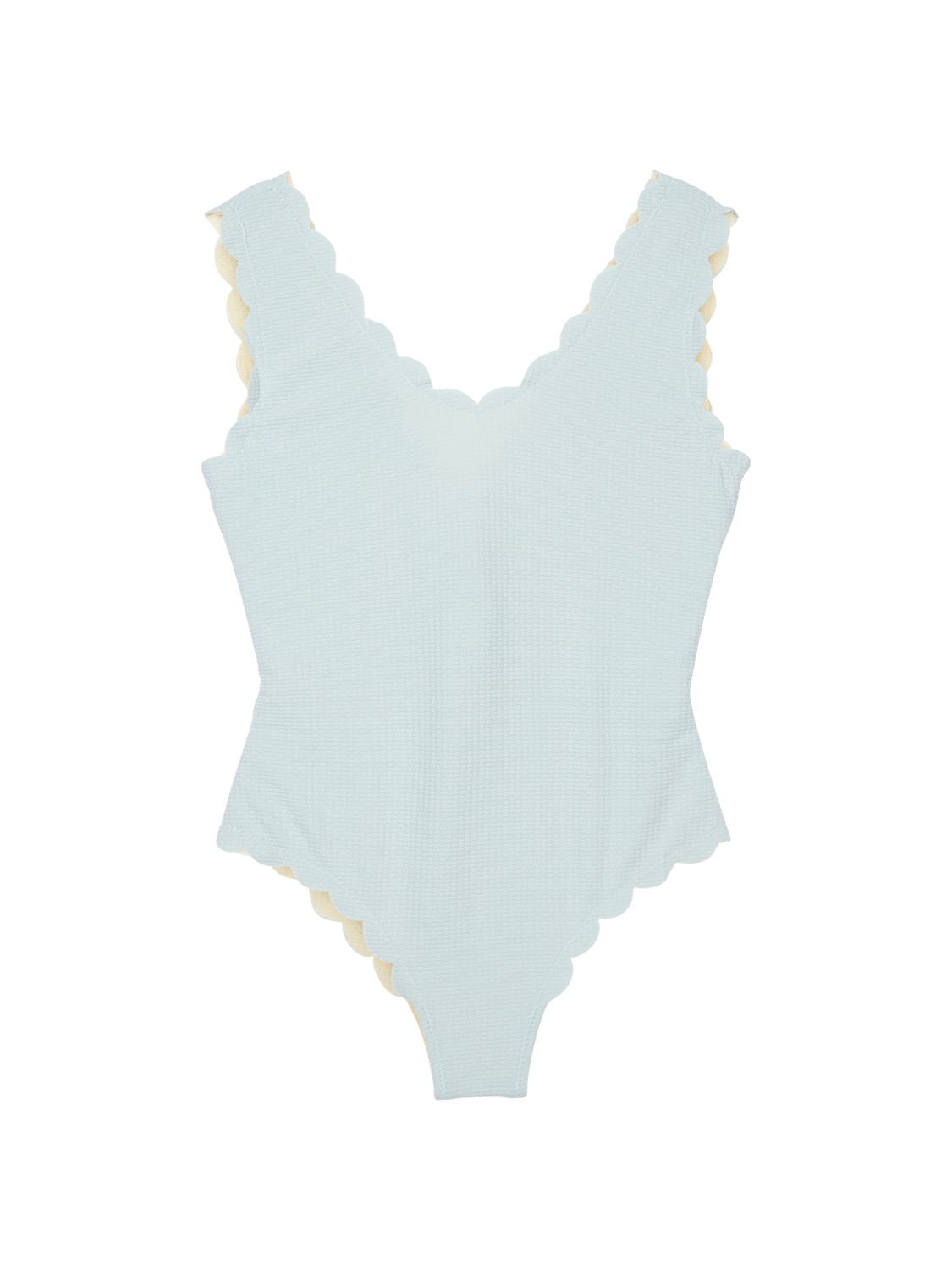 Marysia | V-neck Maillot One Piece Swimsuit | Clouty