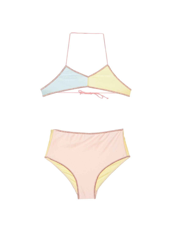 OSEREE SWIMWEAR | Бикини Color Block Из Лайкры | Clouty