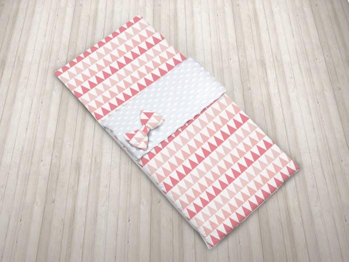 Amarobaby   Спальный конверт AmaroBaby Exclusive Creative мешок Triangles   Clouty