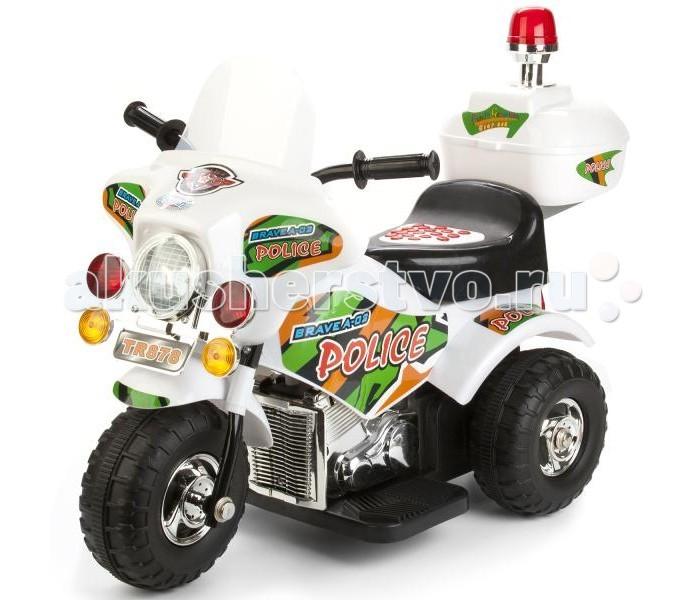Bugati | Электромобиль Bugati Мотоцикл EC-TR878 | Clouty