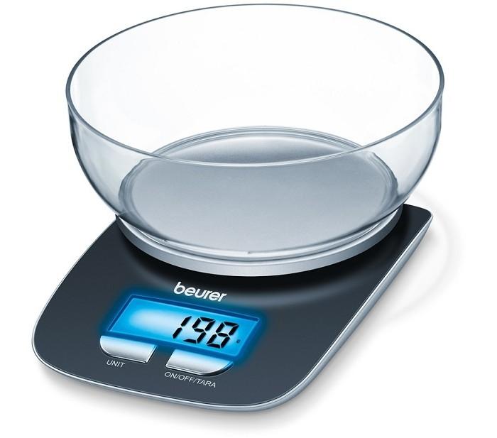 Beurer | Beurer Весы кухонные электронные KS25 | Clouty