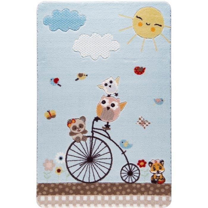 Confetti | Confetti Kids Коврик Sunny day 9мм 100х150 см | Clouty