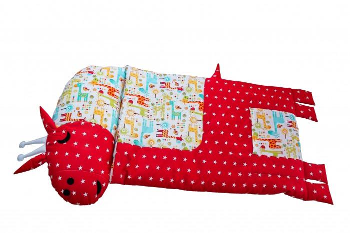 ДоММой | Спальный конверт ДоММой Жираф | Clouty