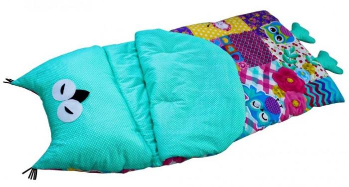 ДоММой | Спальный конверт ДоММой мешок Сова | Clouty