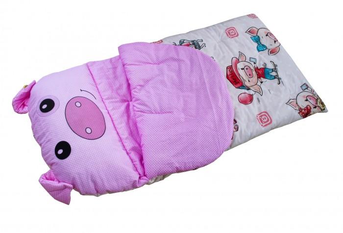ДоММой | Спальный конверт ДоММой Свинка | Clouty