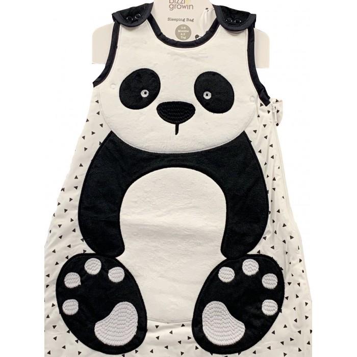 Bizzi Growin   Спальный конверт Bizzi Growin Panda   Clouty