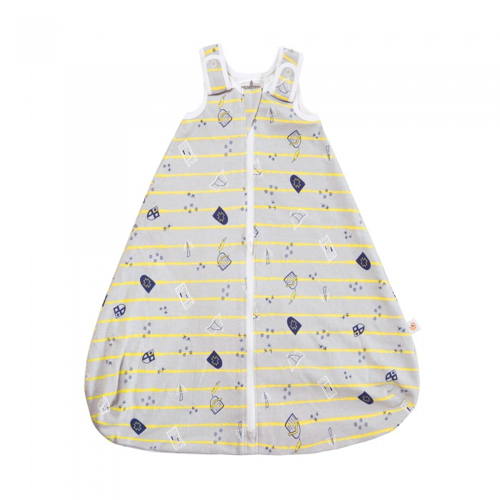 ErgoBaby | Спальный конверт ErgoBaby Premium Cotton Baby Sleeping Bag | Clouty