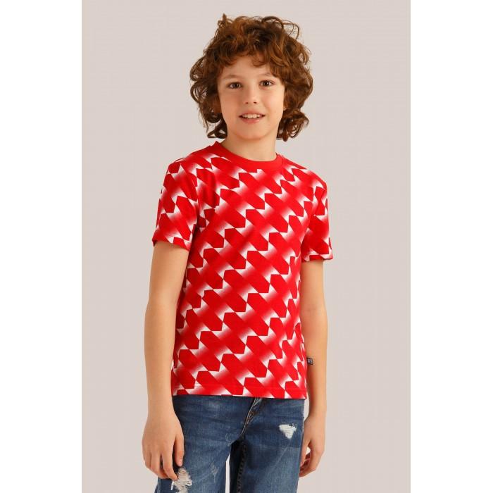 Finn Flare Kids | Finn Flare Kids Футболка для мальчика KS19-81029 | Clouty