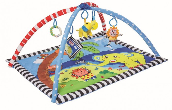 Мир Детства   Развивающий коврик Мир детства Африка   Clouty