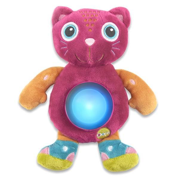 Oops   Oops Мягкая игрушка-ночник Кошка   Clouty