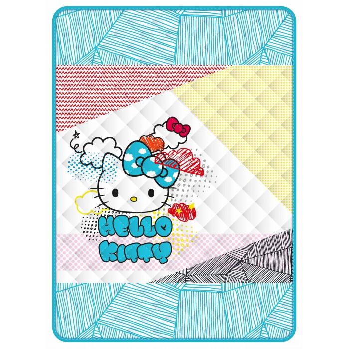 Hello Kitty | Плед Hello Kitty Rainbow 160х200 см | Clouty