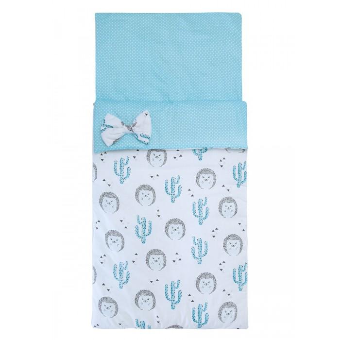 Amarobaby | Спальный конверт AmaroBaby мешок Magic Sleep Ёжики | Clouty