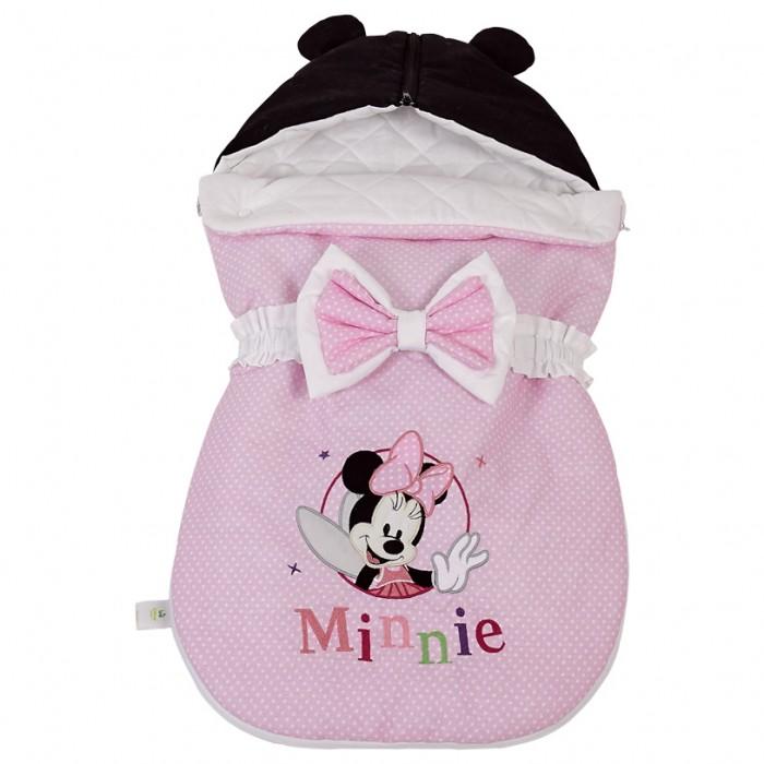 Polini | Polini Конверт демисезонный Disney baby Минни Маус Фея | Clouty