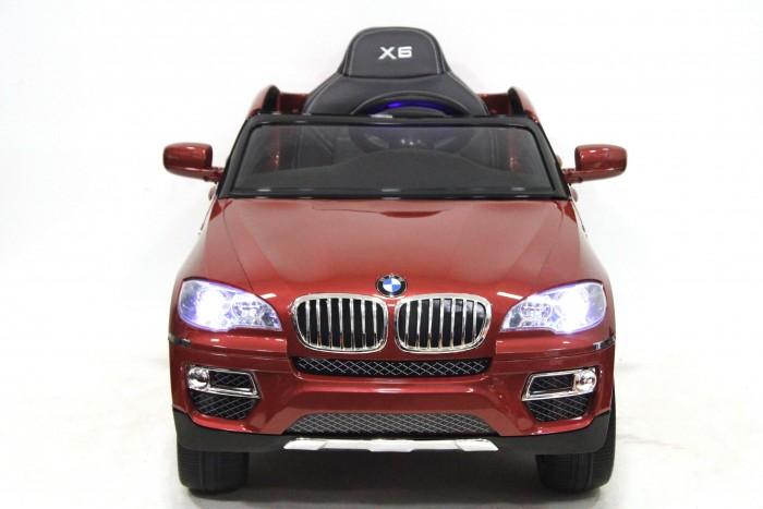 RiverToys | Электромобиль RiverToys BMW Х6 JJ258 | Clouty