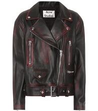 Merlyn 2 Tone leather jacket