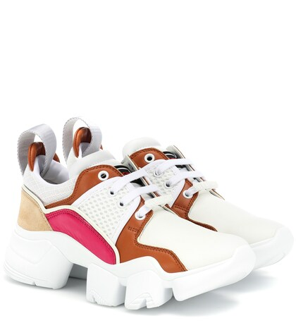 GIVENCHY | Low Jaw neoprene sneakers | Clouty