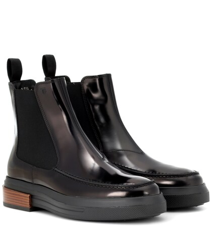 Tod's | Leather Chelsea boots | Clouty