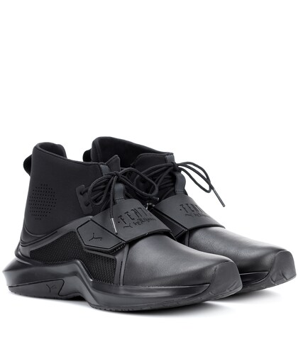 Fenty X Puma | The Trainer Hi sneakers | Clouty