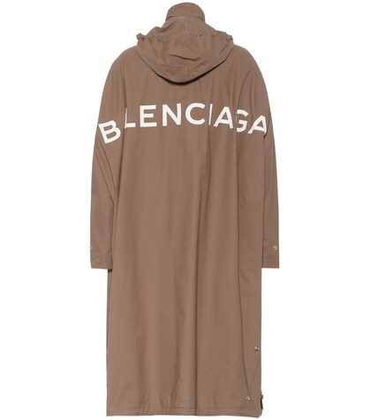 Balenciaga | Oversized raincoat | Clouty