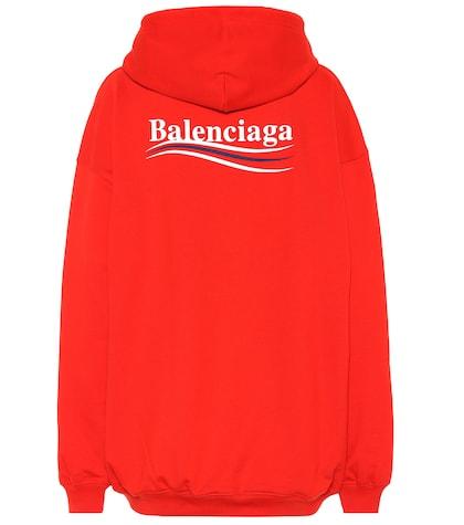 Balenciaga | Logo cotton sweatshirt | Clouty