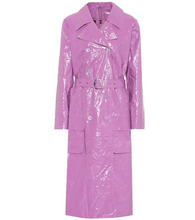 Bessie trench coat