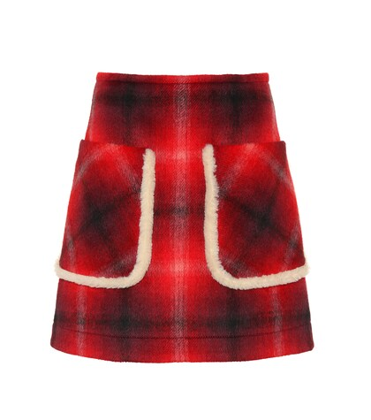 No. 21 | Plaid miniskirt | Clouty
