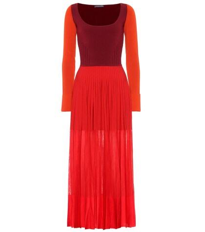 Alexander McQueen | Knitted dress | Clouty