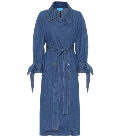M.I.H Jeans   Audie denim trench coat   Clouty