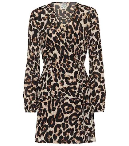 Baum und Pferdgarten   Exclusive to Mytheresa – Augusta leopard minidress   Clouty
