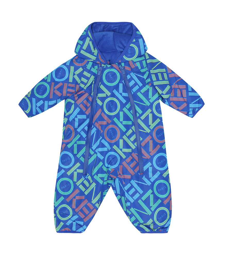 KENZO Kids | Baby printed ski suit | Clouty