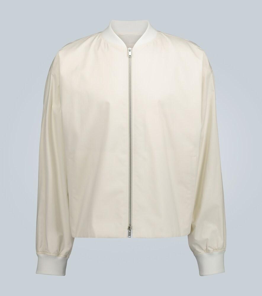 JIL SANDER   Bomber jacket   Clouty