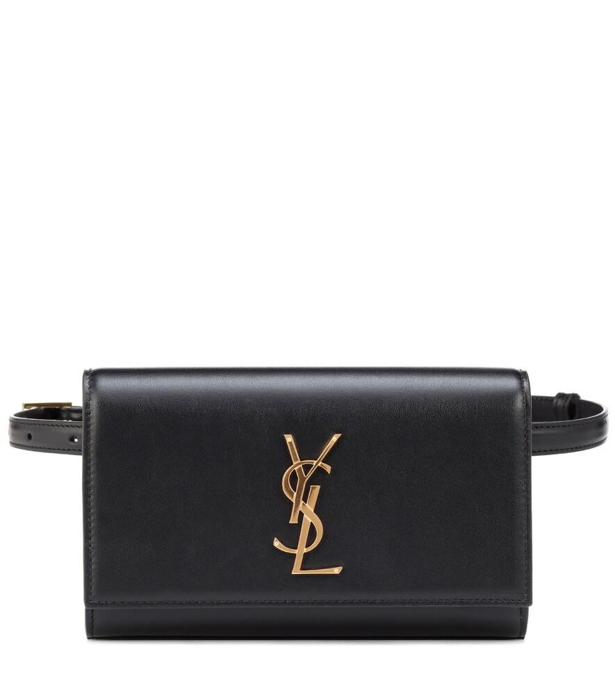 SAINT LAURENT | Kate leather belt bag | Clouty