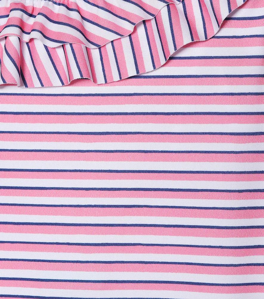 Melissa Odabash Kids   Missy striped swimsuit   Clouty