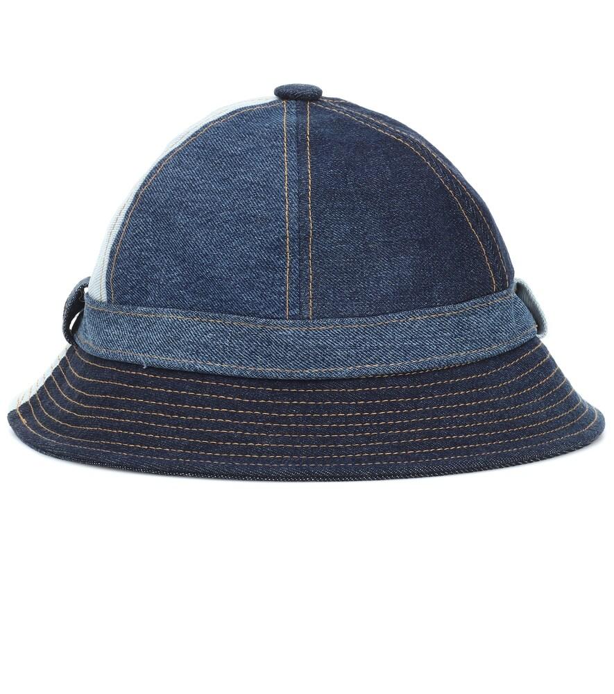 Acne Studios | Bla Konst denim bucket hat | Clouty