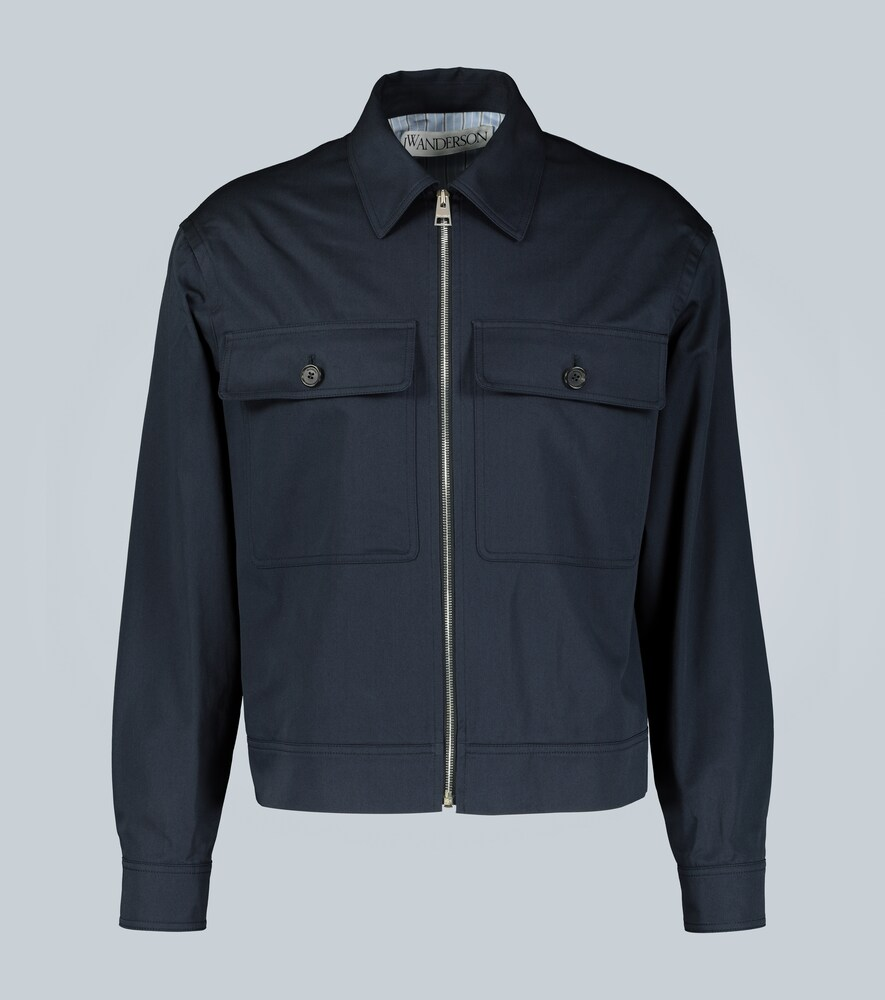 J.W. Anderson | Workwear jacket | Clouty