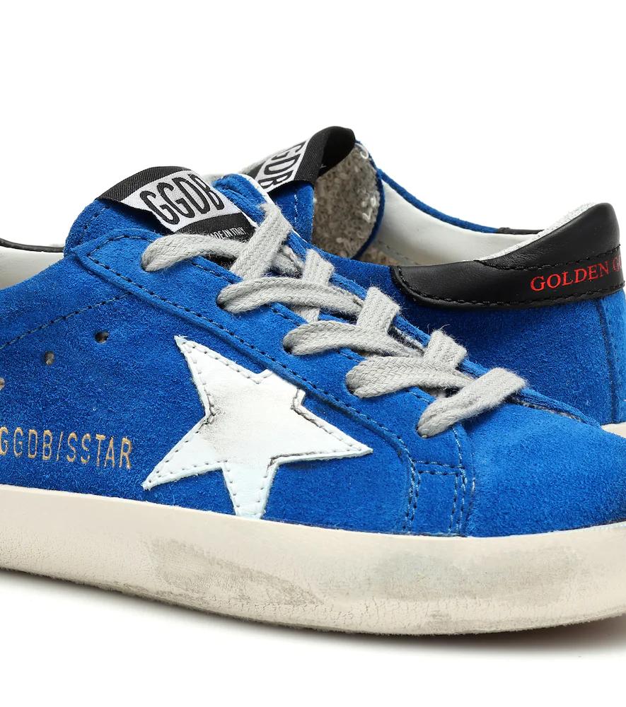 Golden Goose Deluxe Brand | Superstar suede sneakers | Clouty