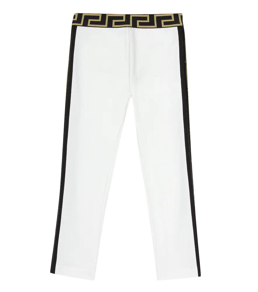 Versace Kids | Jersey leggings | Clouty