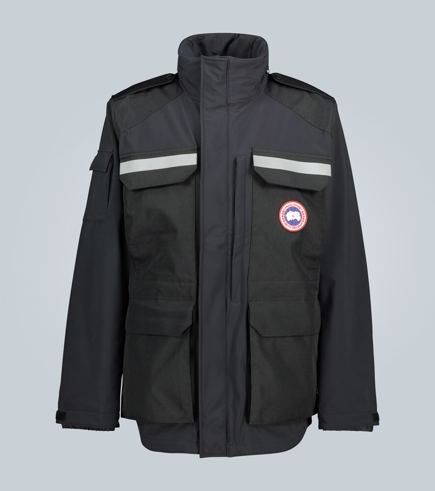 CANADA GOOSE | Photojournalist reinforced jacket | Clouty