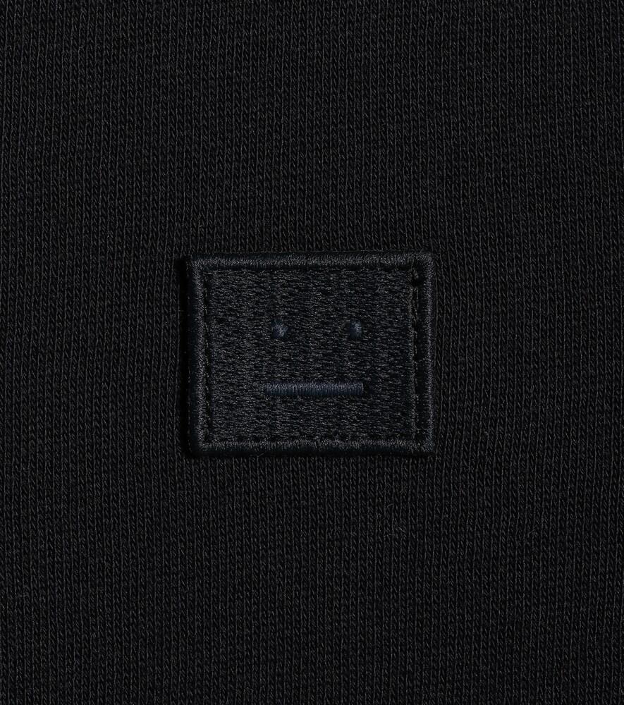Acne Studios | Mini Fairview Face cotton sweatshirt | Clouty