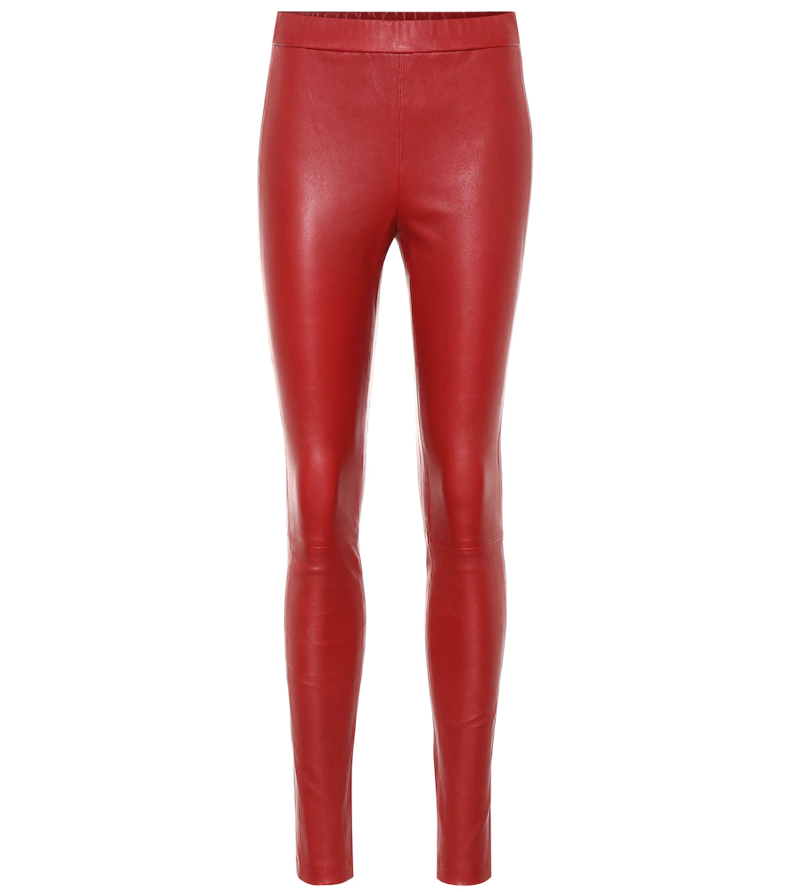 Helmut Lang | Skinny leather pants | Clouty