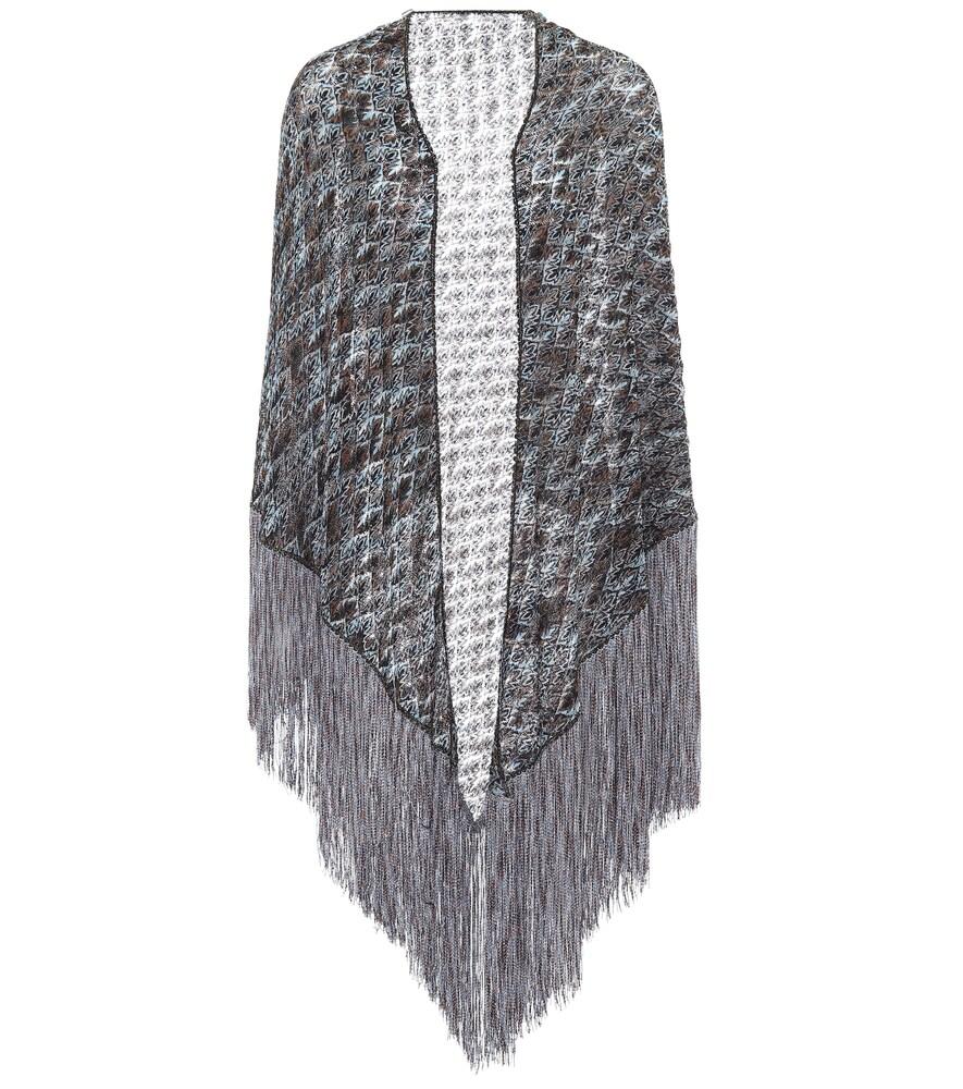 Missoni | Fringed shawl | Clouty
