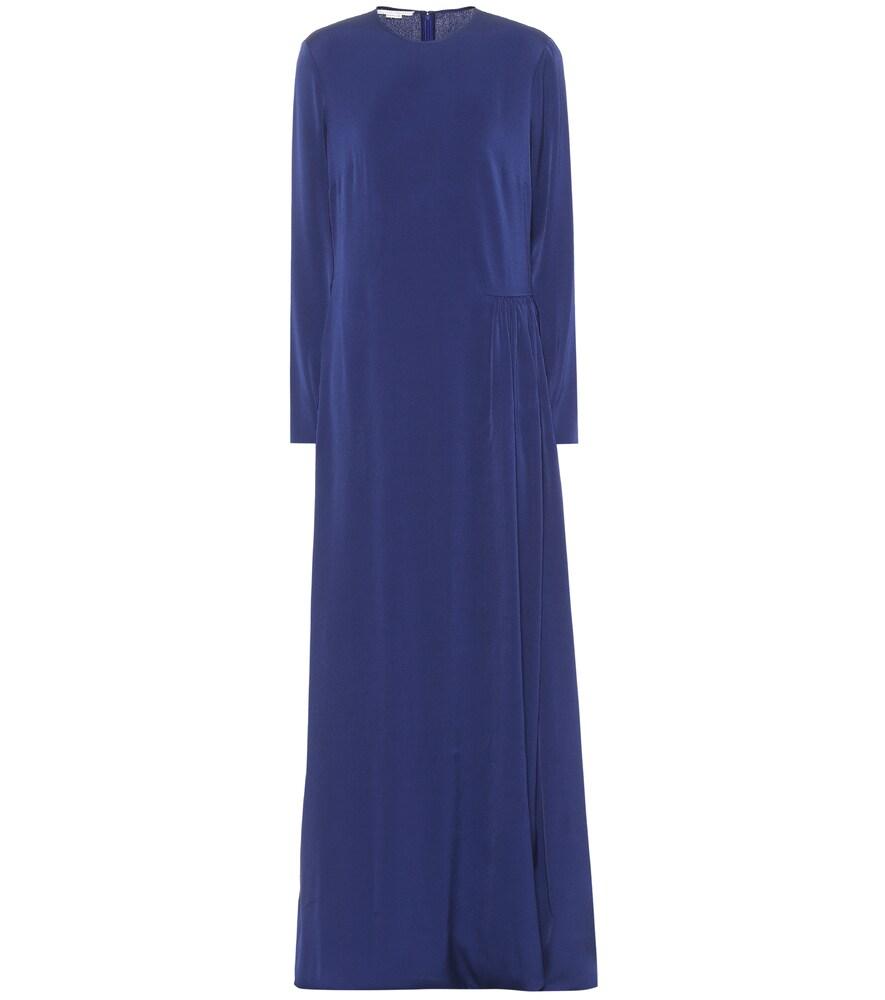 Stella McCartney   CrAªpe maxi dress   Clouty