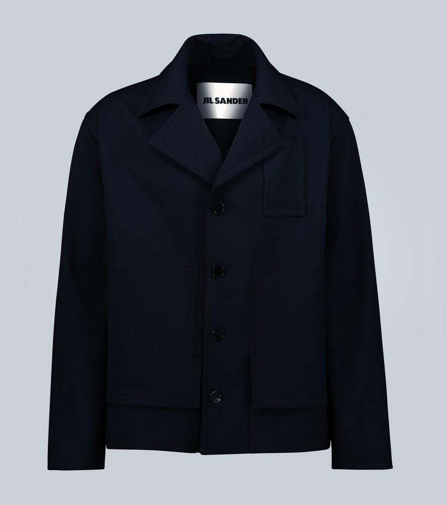 JIL SANDER | Padded jacket | Clouty
