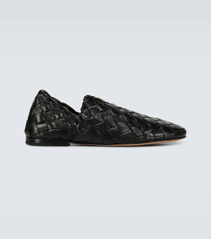 Bottega Veneta | Intrecciato leather loafers | Clouty