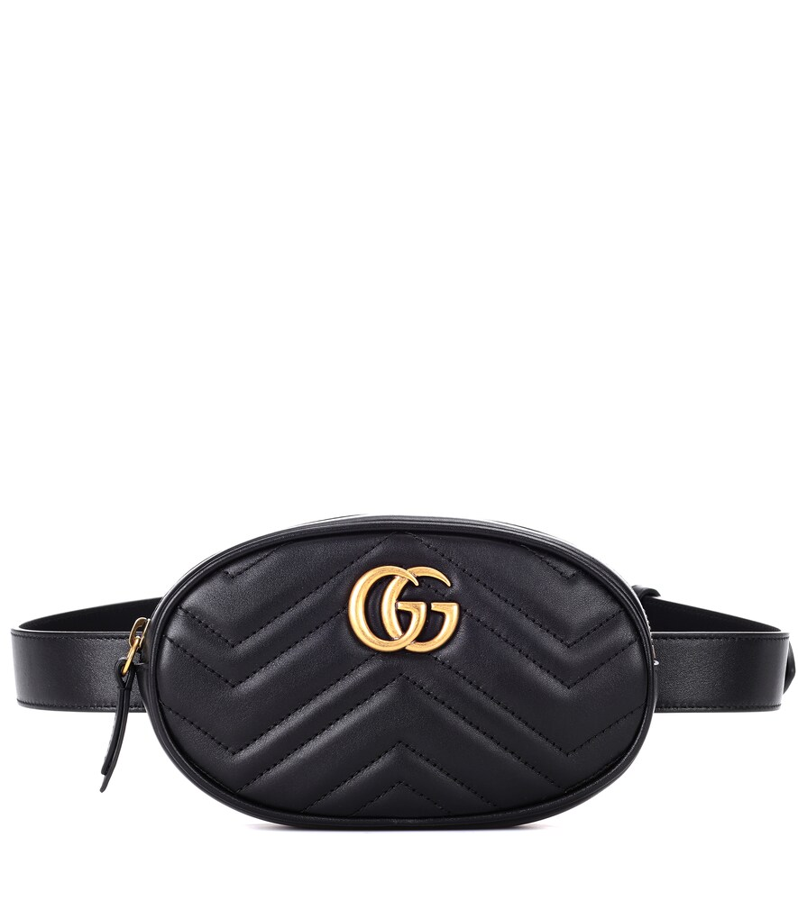 GUCCI | GG Marmont leather belt bag | Clouty