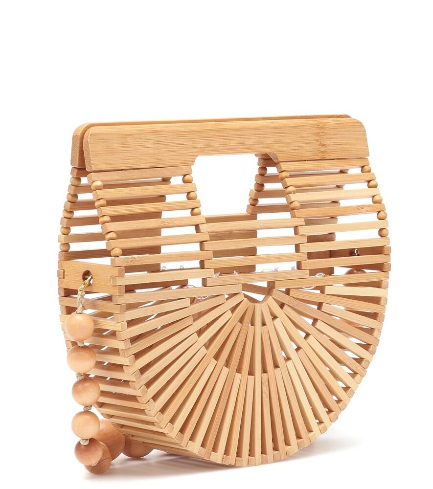 Cult Gaia | Ark bamboo shoulder bag | Clouty