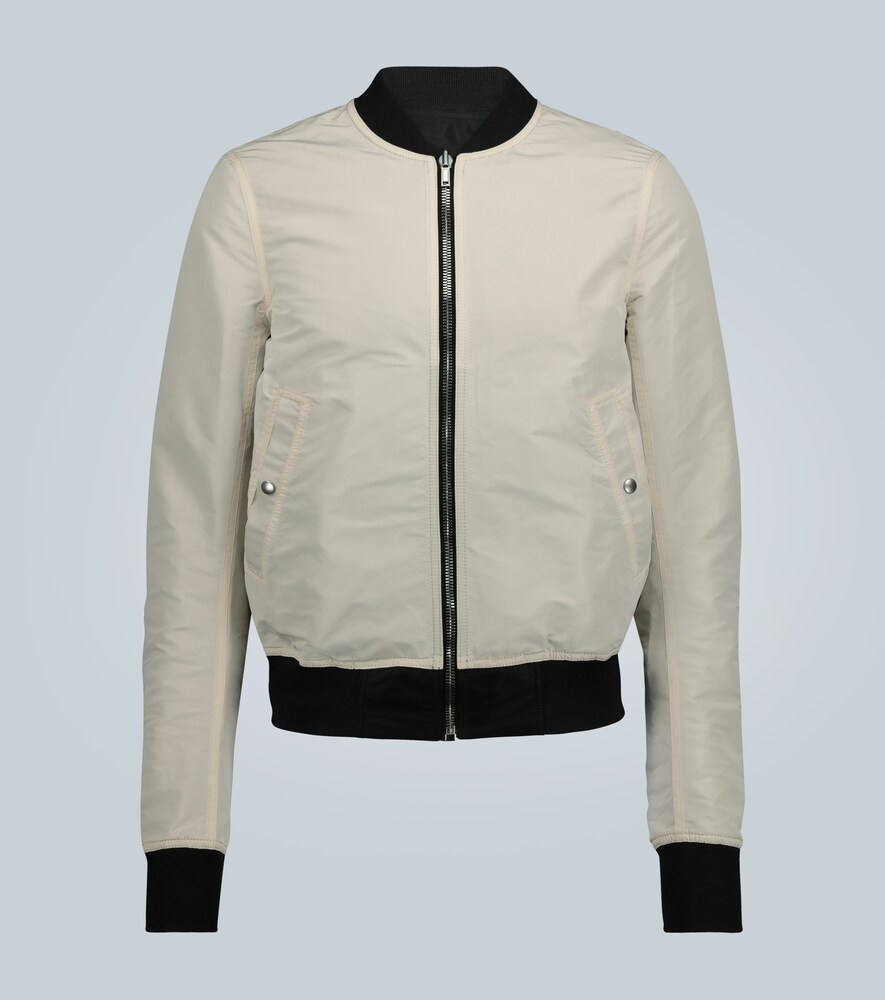 RICK OWENS | Reversible bomber jacket | Clouty