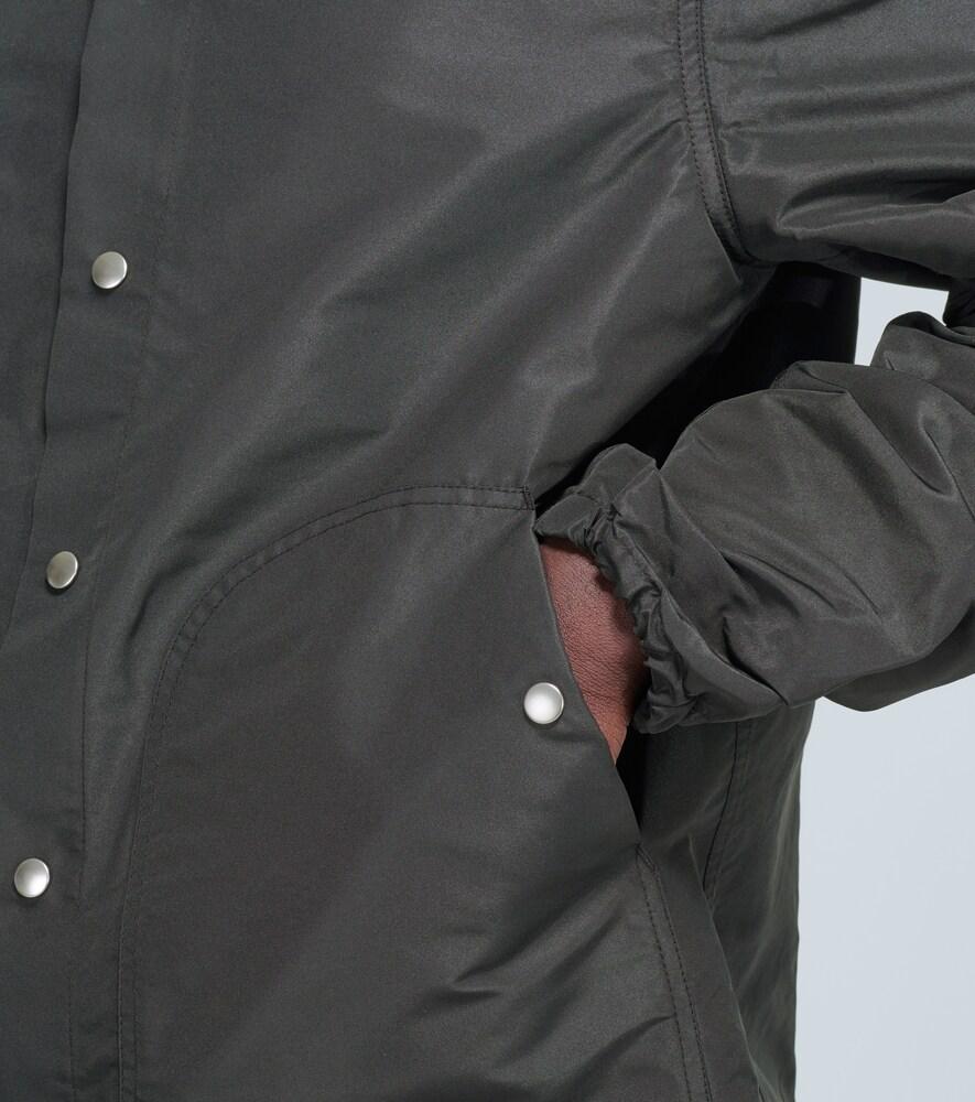 RICK OWENS | Bauhaus boxy lightweight jacket | Clouty