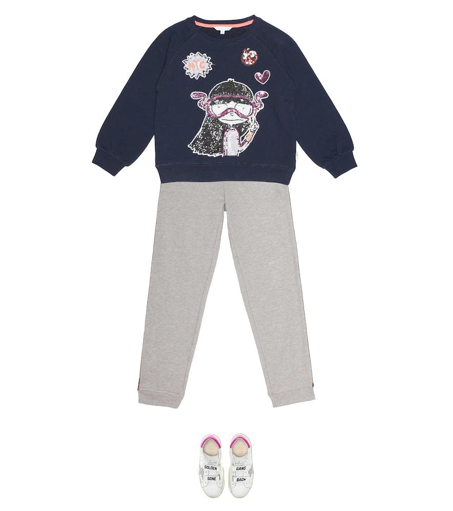 Little Marc Jacobs | Miss Marc cotton sweatshirt | Clouty