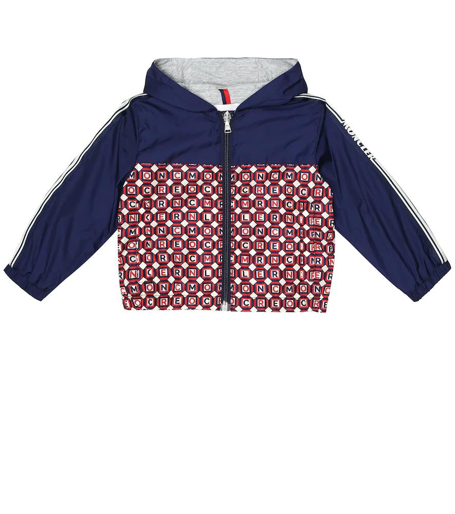 Moncler Enfant | Baby Rasis printed jacket | Clouty